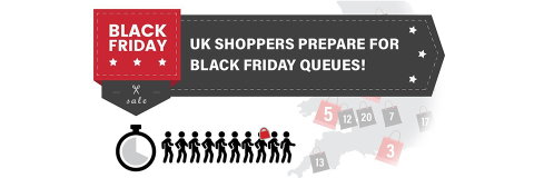 UK Shoppers Prepare for Black Friday 2017 Queues!
