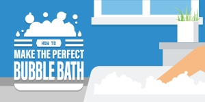 How to Make the Perfect Bubble Bath in 5 Simple Steps