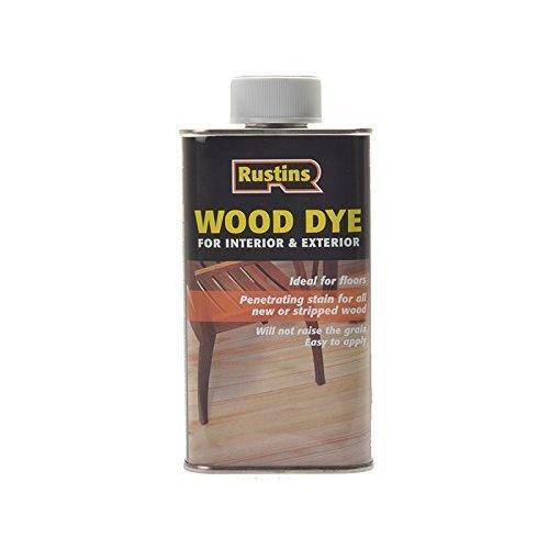 Rustins 5015332650415 Wood Dye - Antique Pine