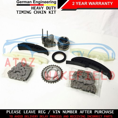 FOR BMW 3 SERIES 330d 335d UPPER LOWER DIESEL ENGINE TIMING CHAIN GUIDES KIT 05-