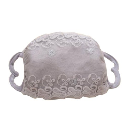 Exquisite Breathable Lace Floral Mask Cold-proof Mask Facial Masks-06