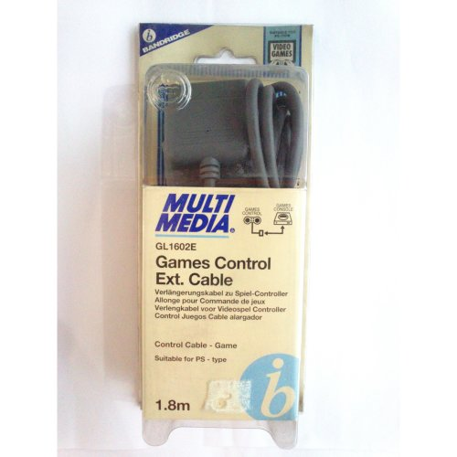 BANDRIDGE PSII EXT. CABLE [video game]
