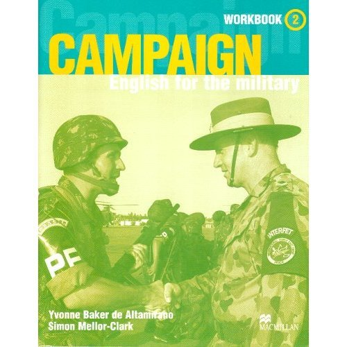 Campaign 2:  Workbook and Audio CD