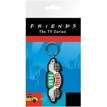 Friends Central Perk Keyring