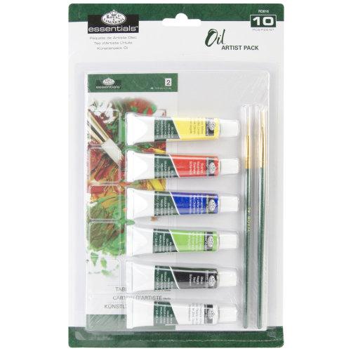 essentials(TM) Artist Pack-Oil Painting