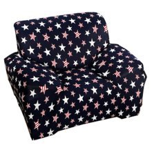 Modern Stretch Sofa Set Sofa Cover Slipcovers Non-slip Sofa Cover Multi Color A