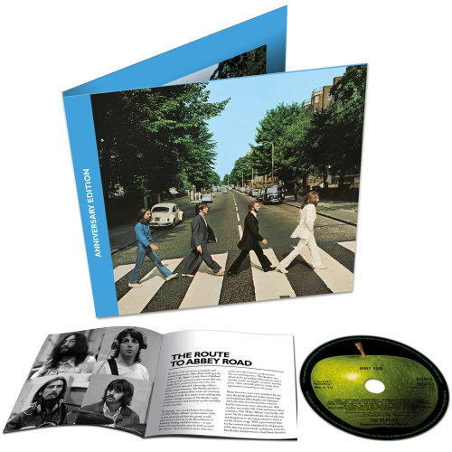 The Beatles - Abbey Road Anniversary Edition   CD