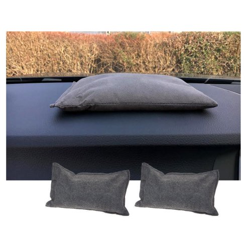 2 PACK : Large Reusable 800g Car Home Dehumidifier Bag Moisture Killer Absorber Dry Pad