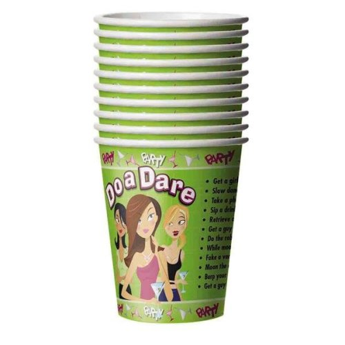 Truth or Dare Party Cups