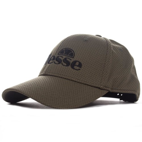 Ellesse Heritage Adren Mens Retro Fashion Baseball Cap Hat