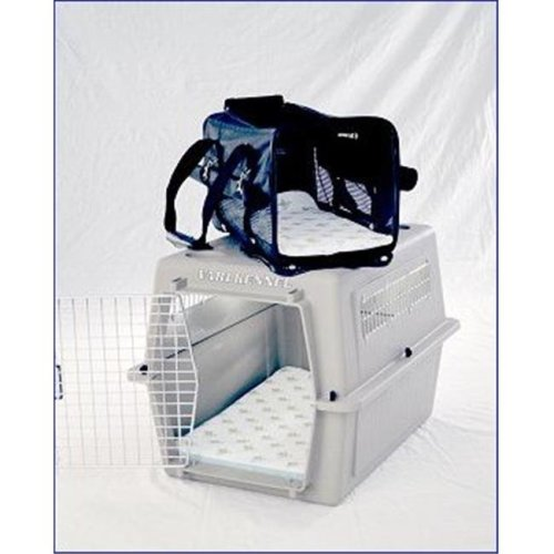 10.75 x 19.25 Inch Ultra-Dry Transport System-Crate Pad - Fits Pet Escort and Most Soft-Side Carriers