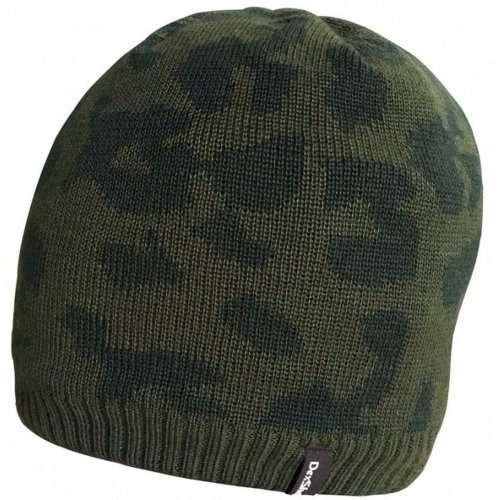 Dexshell Camouflage Waterproof & Breathable Beenie Hat - Camo