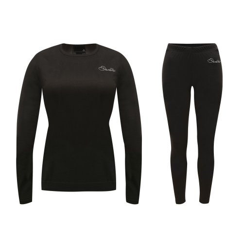 Dare 2B Womens/Ladies In Mode Wool Base Layer Set