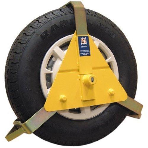 "Stronghold - 14-16"" Wheel Clamp - 14 16 Maypole 5435c Adjustable 1416 -  wheel clamp 14 stronghold 16 maypole 5435c adjustable 1416"