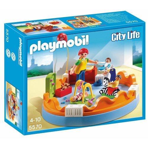 Playmobil 5570 City Life Playgroup