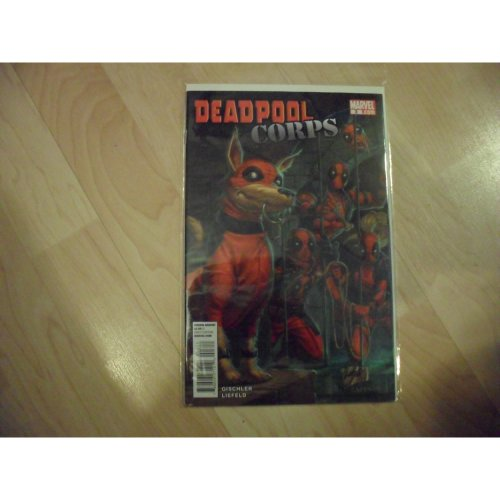 Deadpool Corps 2010 #3 Comic