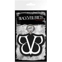 Black Veil Brides Bvb Keyring