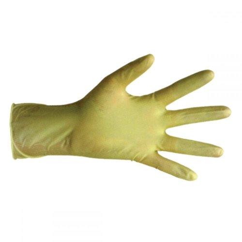 Latex Gloves P/free Med 100's