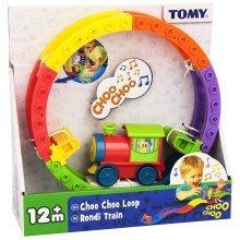 Toomies Choo Choo Loop Preschool Toy