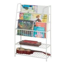 SoBuy® KMB06-W, Children Kids Bookcase Storage Display Shelving Unit Organizer