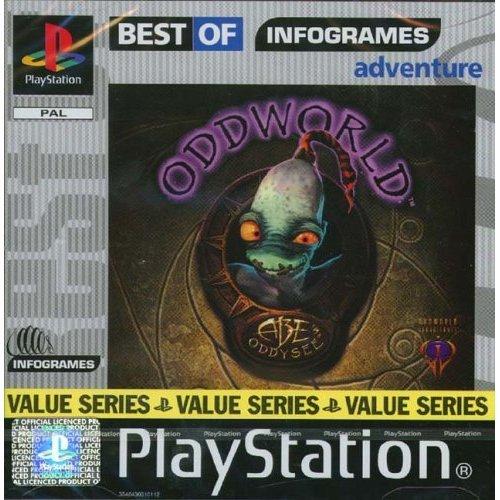 Oddworld: Abe's Oddysee (PS1)