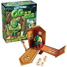 DP Og on the Bog Action and Reflex Game