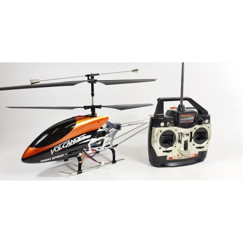 Remote Controlled 9053 Violation RC Model Alloy Shark Helicopter