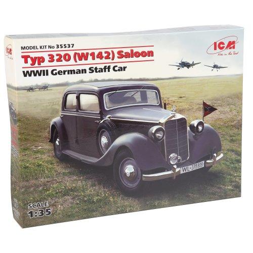ICM 35537 - 1/35 Mercedes 320Plastic Model Kit