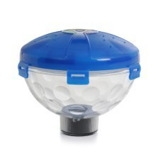 GAME Floating Underwater Light Starship | Novelty Pool & Hot Tub Light