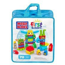 MEGA BLOKS FIRST BUILDERS MONSTER IN A BAG