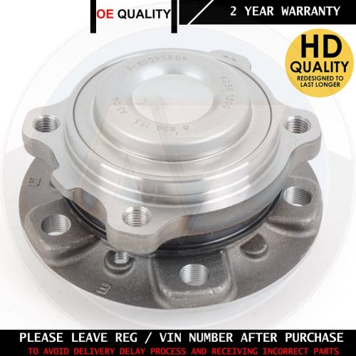 FOR BMW 5 SERIES F07 F10 F18 F11 2010- FRONT AXLE LEFT WHEEL BEARING HUB NEW
