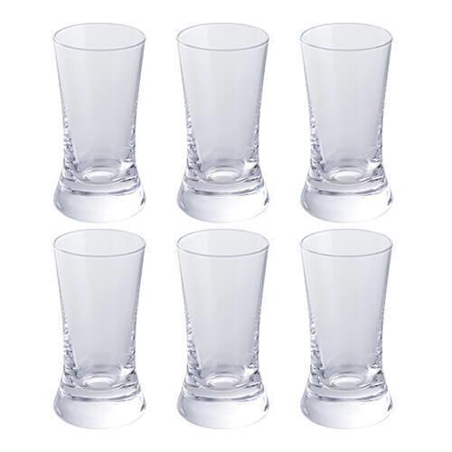 Dartington Wine & Bar Set Of 6 Shot Glasses