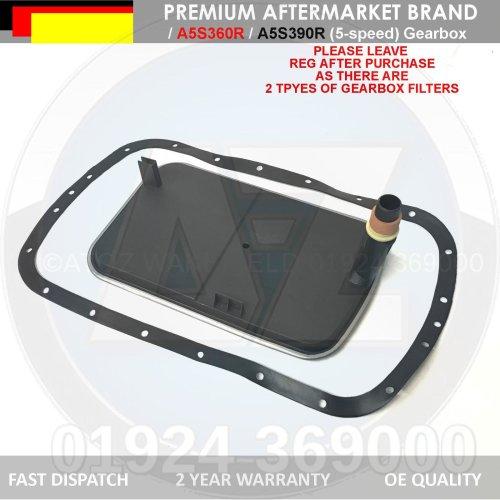 FOR BMW E46 E38 E39 E85 AUTO TRANSMISSION GEARBOX FILTER PAN /& GASKET ZF5HP19FL