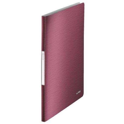 Leitz 39580028 Polypropylene (PP) Red folder
