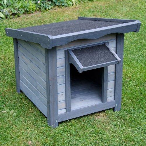 Basic Dog Cabin Wooden