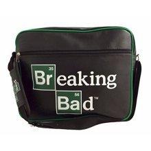 Breaking Bad Official Messenger Shoulder Bag - Breaking Bad Logo Design