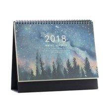2017 Multi-use Office Desk Calendar