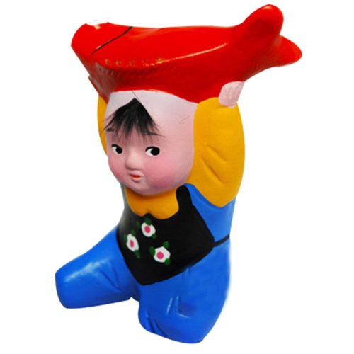Personalized Clay Home Decoration Chinese Clay Doll Toys