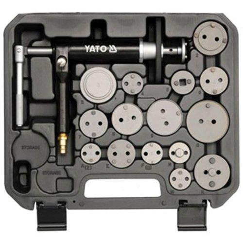 Yato Disk Brake Pad and Caliper