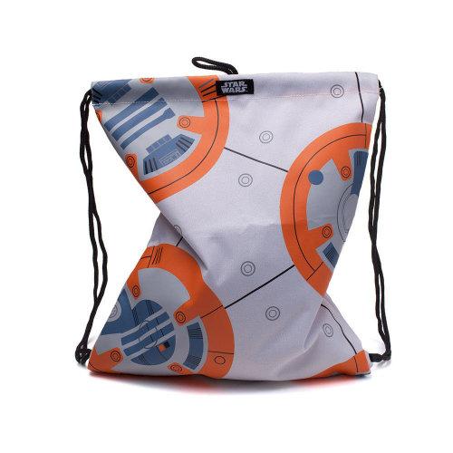 STAR WARS The Last Jedi BB-8 Gymbag, White