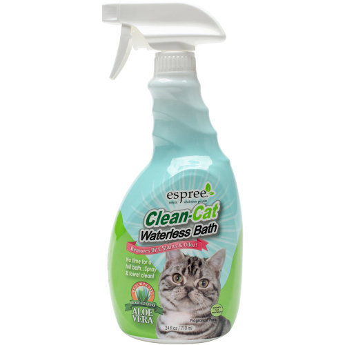 Espree Natural Clean Cat Waterless Bath 24fl Oz-