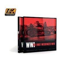 Akbook273 - Ak Interactive Book Wwi - the First Mechanized War
