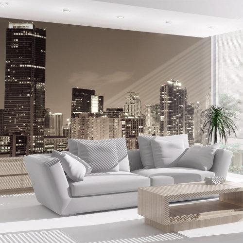 Wallpaper - Night life in Miami