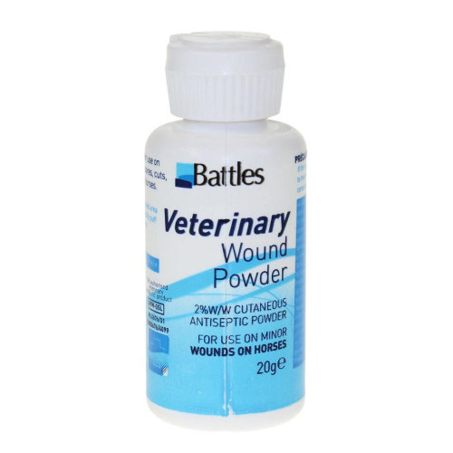 Bat Vet Vet Wound Powder 20g