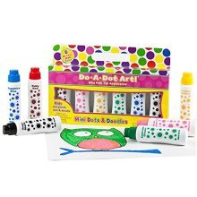 Do-A-Dot Art Mini Jewel Tone Markers