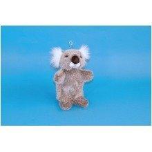 Dowman Koala Bear Hand Puppet Soft Toy 28cm