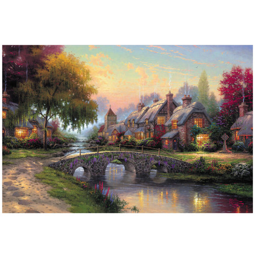 Thomas summer, Fashionable Wooden Puzzle For Adult 1000 Piece Jigsaw Puzzle