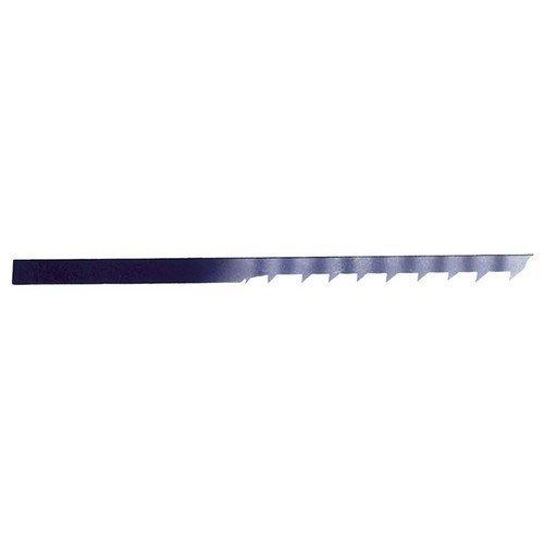 Draper 25505 127mm x 12.5tpi No 6 Plain End Fretsaw Blades