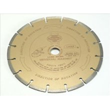 Faithfull Gold L/W Diamond Blade 230MM X 22MM