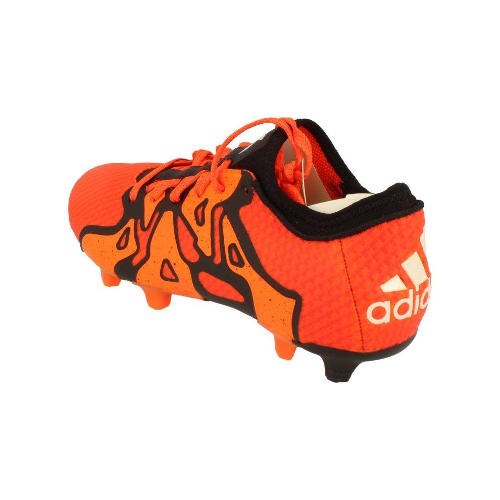 21b05944575c3 Adidas X 15+ Primeknit Fg/Ag Mens Football Boots Soccer Cleats